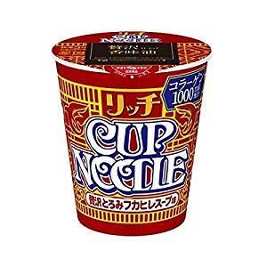 Cup Noodle Rich Luxury Soup [Food & Snacks]