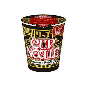 Cup Noodle Rich Garlic Egg Yolk Cow Tail [Food & Snacks]