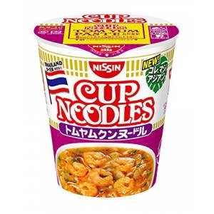 Cup Noodles Thailand Tom Yum [Food & Snacks]