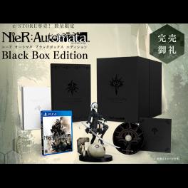 NieR: Automata Black Box Square-Enix e-Store Limited Edition [PS4]