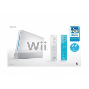 Wii White Special Set [brand new]