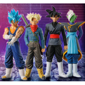 Dragon Ball Super - TRUNKS SAGA B SET - Bandai Premium Limited Edition [HG]