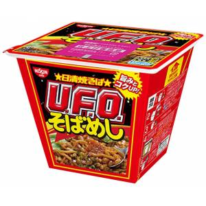 Yakisoba U.F.O Sobameshi [Food & Snacks]