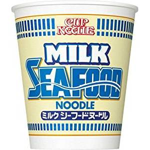 Cup Noodle - Milk SeaFood [Food & Snacks]