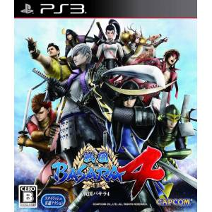 Sengoku Basara 4 [PS3 - Used Good Condition]