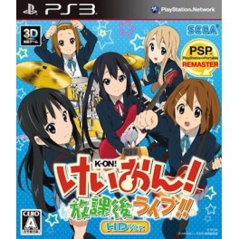 K-On! Houkago Live!! HD Remaster Ver. [PS3]