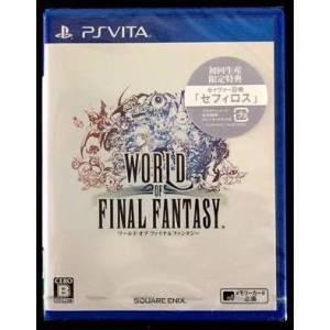 World of Final Fantasy - Standard Edition [PSVita-Occasion]