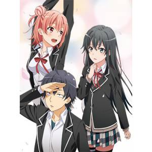 Yahari Game demo Ore no Seishun Love Come wa Machigatteiru Zoku - Standard Edition [PSVita-Occasion]