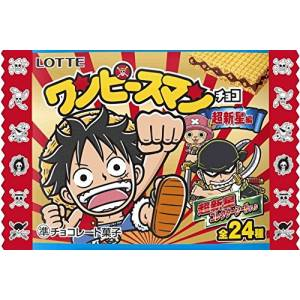Lotte One Piece Man Choco [Food & Snacks]