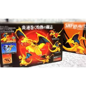 Pokemon XY & Z - Lizardon / Charizard Limited Edition [S.H. Figuarts]