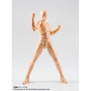 Body-kun - Pale orange Color Ver. DX SET [SH Figuarts]