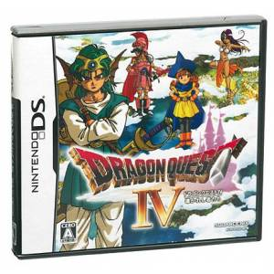 Dragon Quest IV - Michibikareshi Monotachi / Chapter of the Chosen [NDS - Used Good Condition]