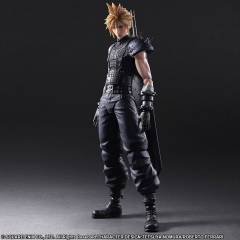Final Fantasy VII Remake No.1 - Cloud Strife [Play Arts Kai]