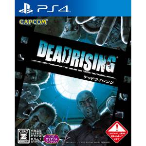 Dead Rising - standard edition [PS4-used]