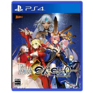 Fate/Extella - Standard Edition [PS4-Used]