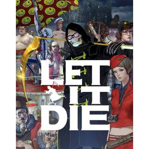 LET IT DIE Uncle Prime Edition [PS4]