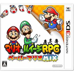 Mario & Luigi RPG Paper Mario Mix [3DS]