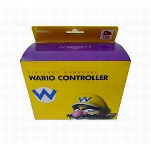 Manette Game Cube - Wario [NGC - occasion BE]