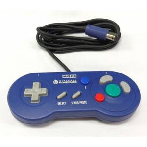 Game Cube Classic Controller - Violet [NGC - used / loose]