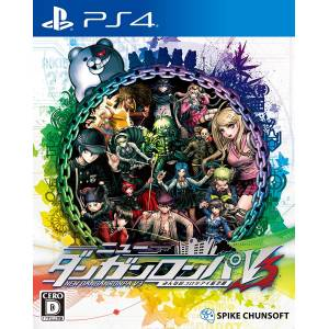 New Danganronpa V3: Everyone's New Semester of Killing - Standard Edition [PS4]