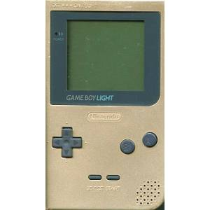 Game Boy Light Gold [Used Good Condition]