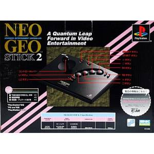 Neo Geo Stick 2 [PS2 - Used Good Condition]