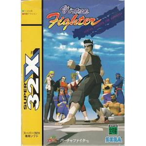 Virtua Fighter [32X - Used Good Condition]