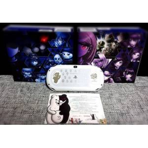 PlayStation Vita Glacier White - Danganronpa V3 Limited Edition [new]