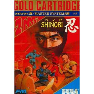 Shinobi [M3 - Used Good Condition]