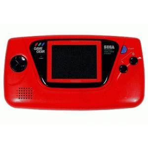 Game Gear Rouge [Occasion BE]