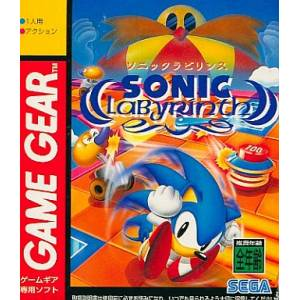 Sonic Labyrinth [GG - Used Good Condition]