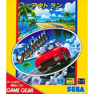 Out Run [GG - Used Good Condition]