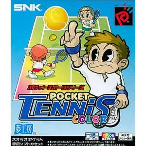 Pocket Tennis Color [NGPC - Occasion BE]