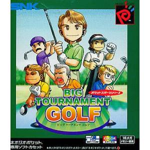 Big Tournament Golf [NGPC - Used Good Condition]