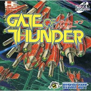 Gate of Thunder [PCE SCD - occasion BE]