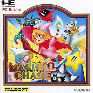 Magical Chase [PCE - used good condition]