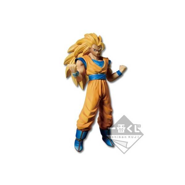 dragon ball anime 30th anniversary b prize goku super saiyan 3 ichiban kuji