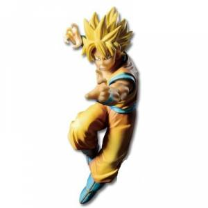 Dragon Ball Anime 30th Anniversary C Prize - Goku Super Saiyan All 1 [Ichiban Kuji / Banpresto]