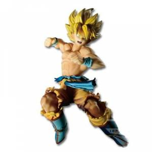 Dragon Ball Anime 30th Anniversary D Prize - Goku Super Saiyan Damaged Ver. [Ichiban Kuji / Banpresto]
