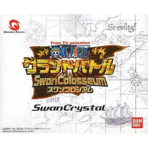 Swan Crystal One Piece Grand Battle Swan Colosseum Version [Used Good Condition]