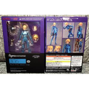 Metroid: Other M - Samus Aran: Zero Suit ver. [Figma 306]
