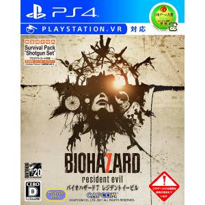 Resident Evil 7 / Biohazard 7 - Cero D - Standard Edition [PS4]