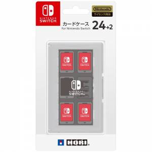 Card Case 24 + 2 for Nintendo Switch [Hori]