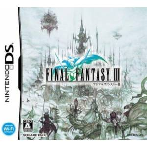 Final Fantasy III [NDS - Used Good Condition]