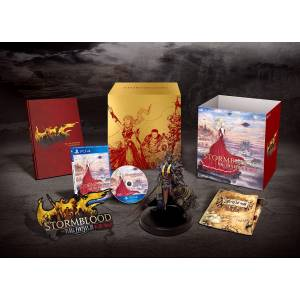 Final Fantasy XIV Stormblood Collector Box [PS4]