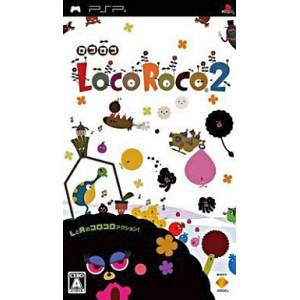LocoRoco 2 [PSP - Used Good Condition]