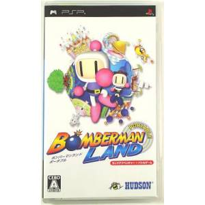 Bomberman Land Portable [PSP - Used Good Condition]