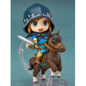 The Legend of Zelda: Breath of the Wild - Link DX ver. [Nendoroid 733-DX]