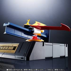 Mazinger Z VS Devil man - GX-70VS option set Limited Edition [Soul of Chogokin]