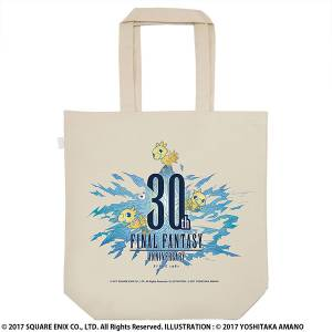 Final Fantasy 30th ARTNIA TOTE BAG [Goods]